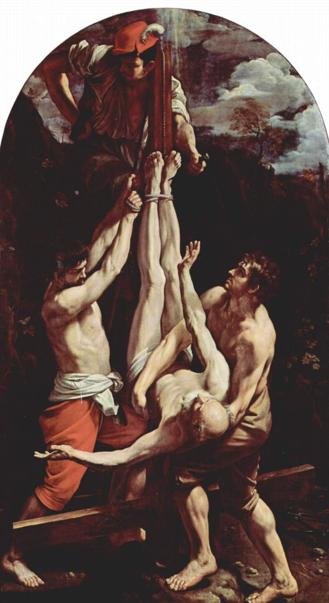 crucifixion-of-st-peter-1605a